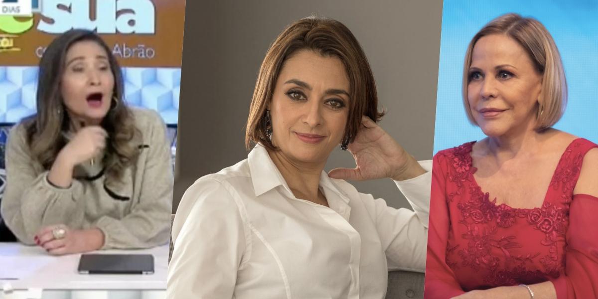 Catia Fonseca se envolveu em polêmicas (Foto: montagem)