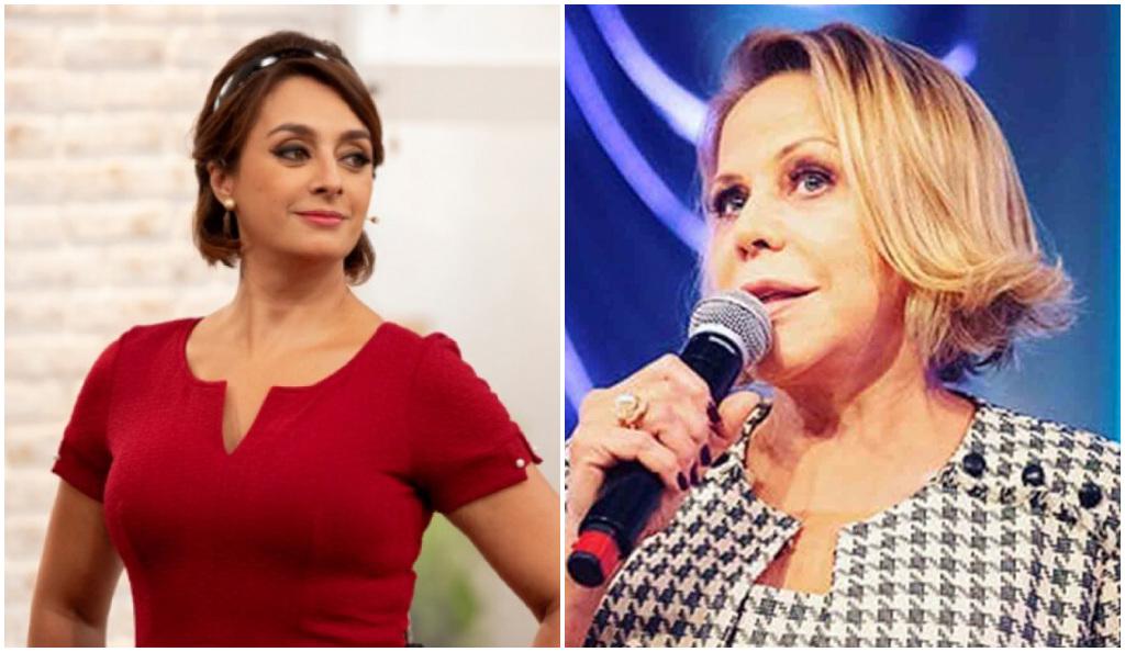 Cátia Fonseca e Claudete Troiano: uma história de polêmicas - Foto: Montagem