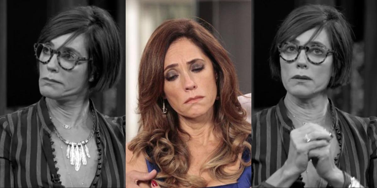 Christiane Torloni é uma das maiores atrizes da televisão brasileira (Foto: Reprodução/TV Globo)