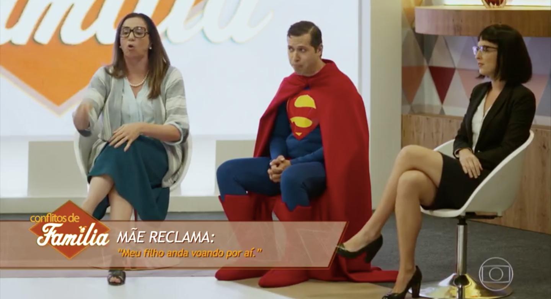 Christina Rocha recebeu uma releitura na Globo (Foto: reprodução/Globo)