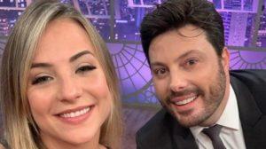 Gabi Martins afirma ter affair com Danilo Gentili (Foto: Reprodução)