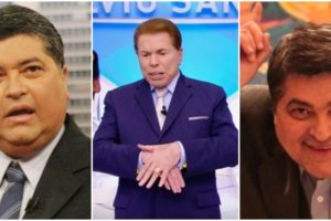 Datena rejeitou proposta de Silvio Santos e disse que continua na Band (Reprodução)