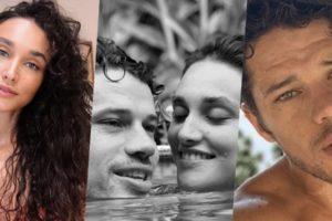 Débora Nascimento e José Loreto se separaram em 2019 (Foto: montagem)