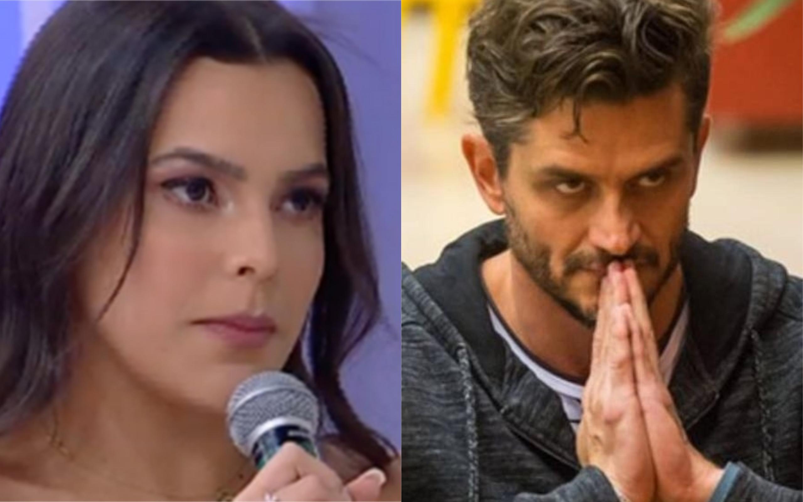 Emilly Araújo e Marcos Harter (Foto: Divulgação)