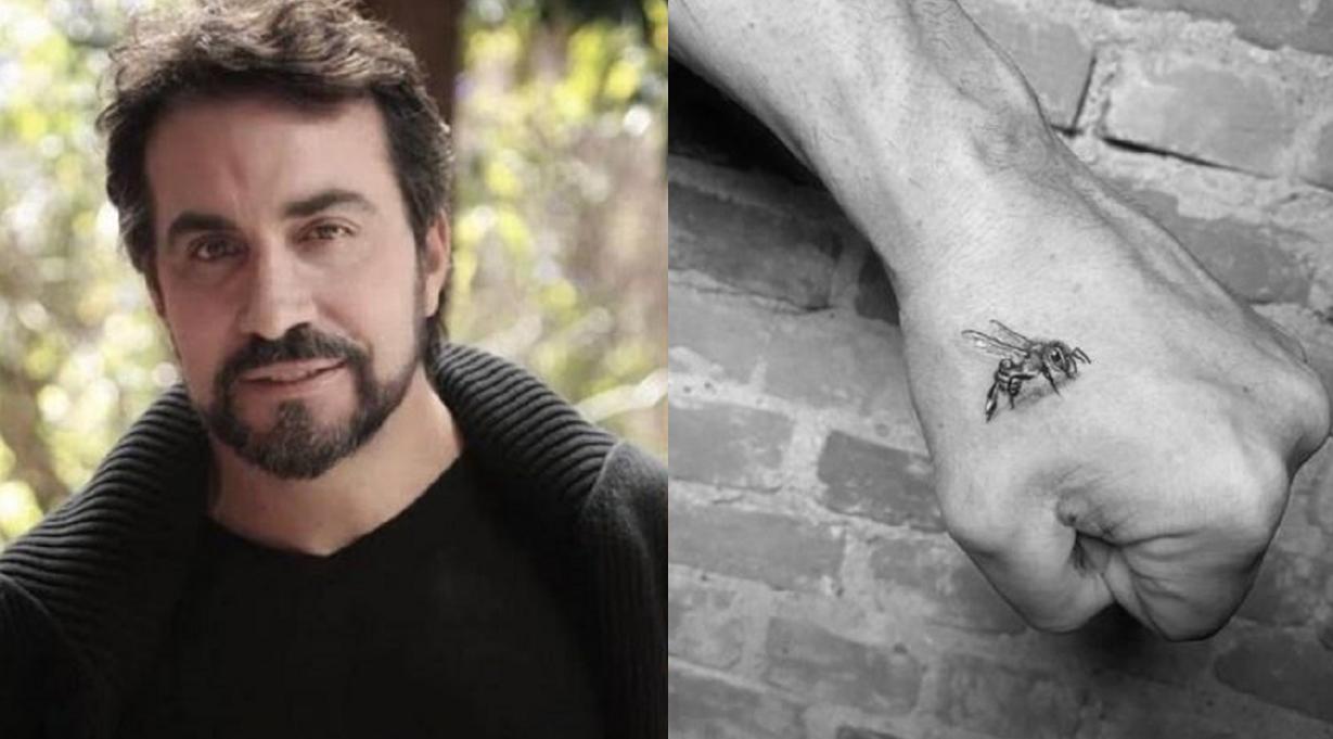Fábio de Melo fala sobe criticas de tatuagem (Foto: Reprodução)