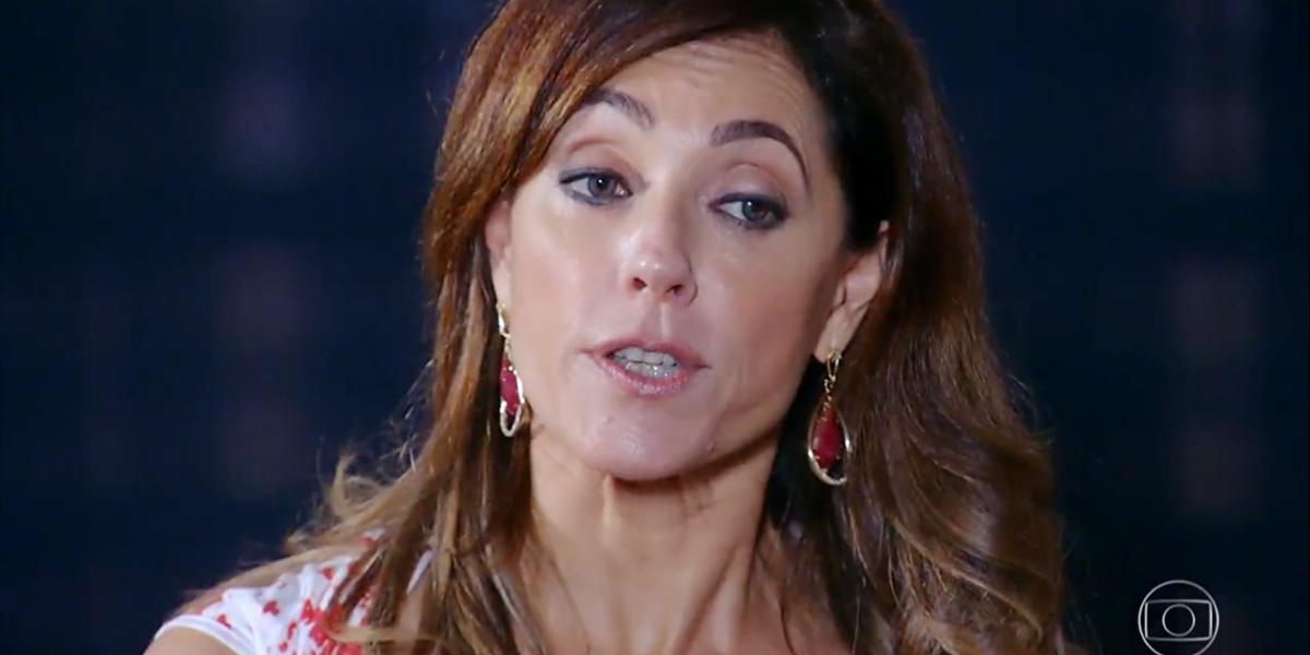Christiane Torloni (Tereza Cristina) em cena de Fina Estampa, que repetiu maior audiência (Foto: Reprodução/Globo)