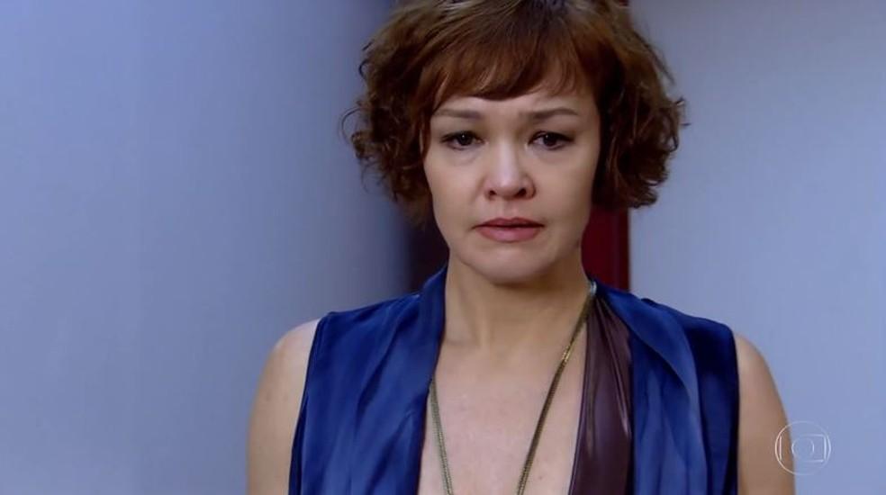 Esther passa por drama na novela Fina Estampa - Foto: Reprodução