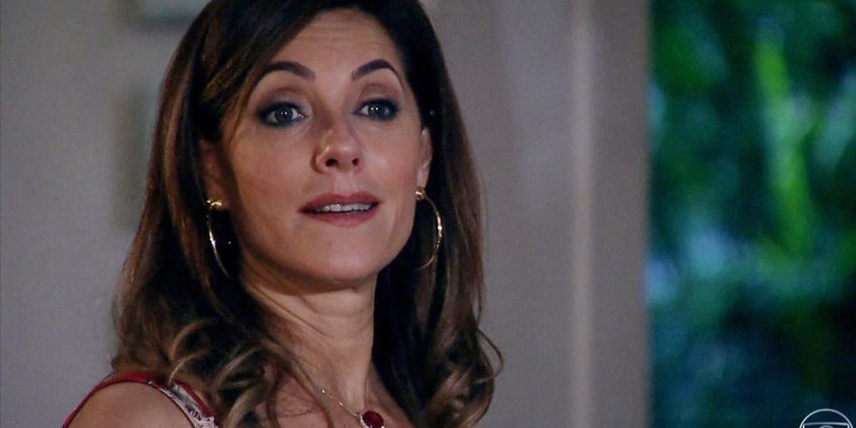 Tereza Cristina (Christiane Torloni) em Fina Estampa; reprise será encerrada neste mês (Foto: Reprodução/Globo)