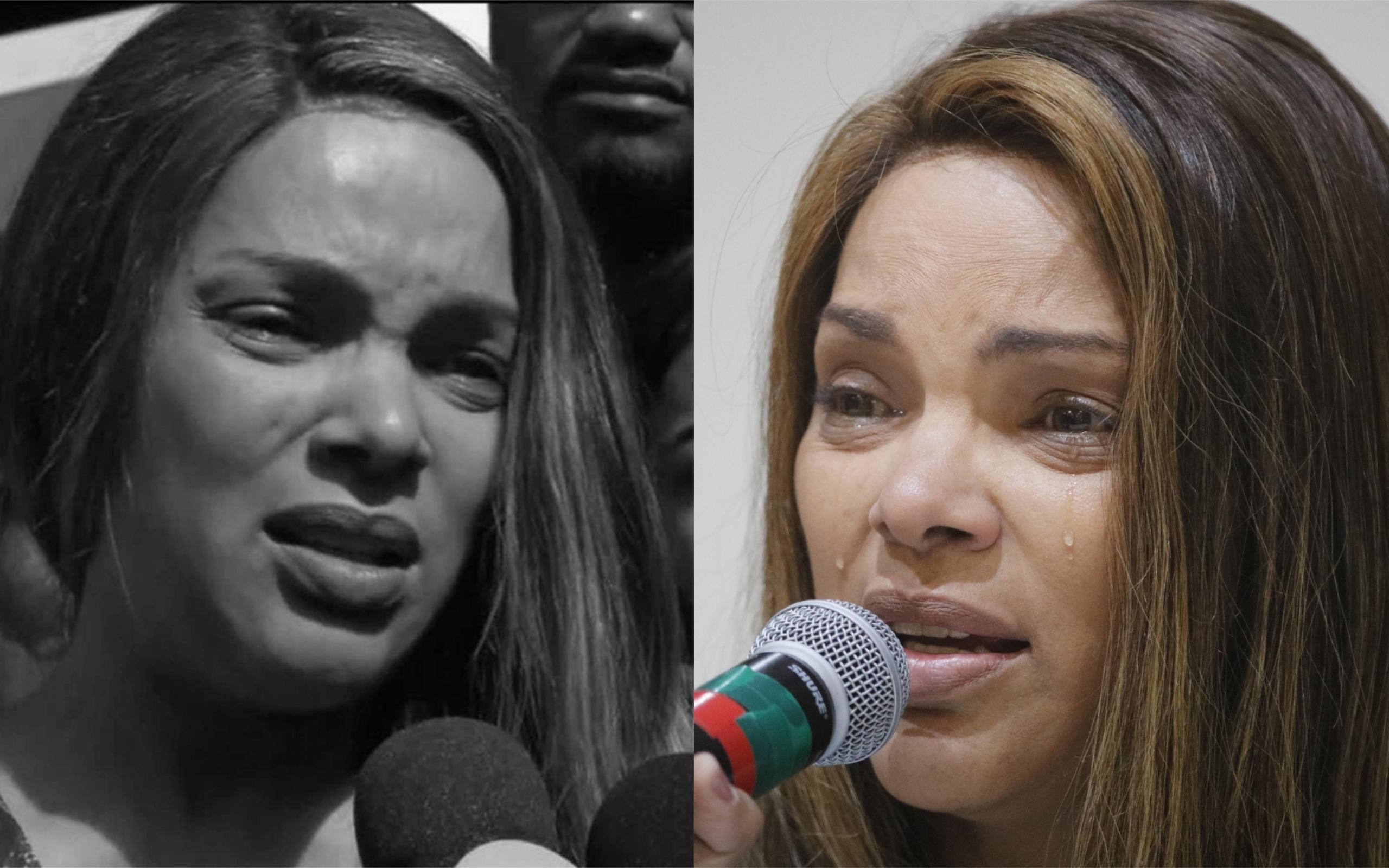 A cantora gospel Flordelis (Foto: Divulgação)
