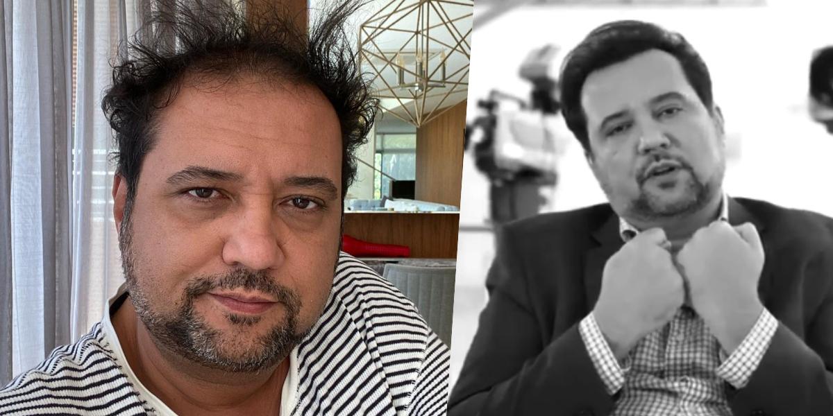 Geraldo Luís abriu o coração em uma nova publicação (Foto: montagem)