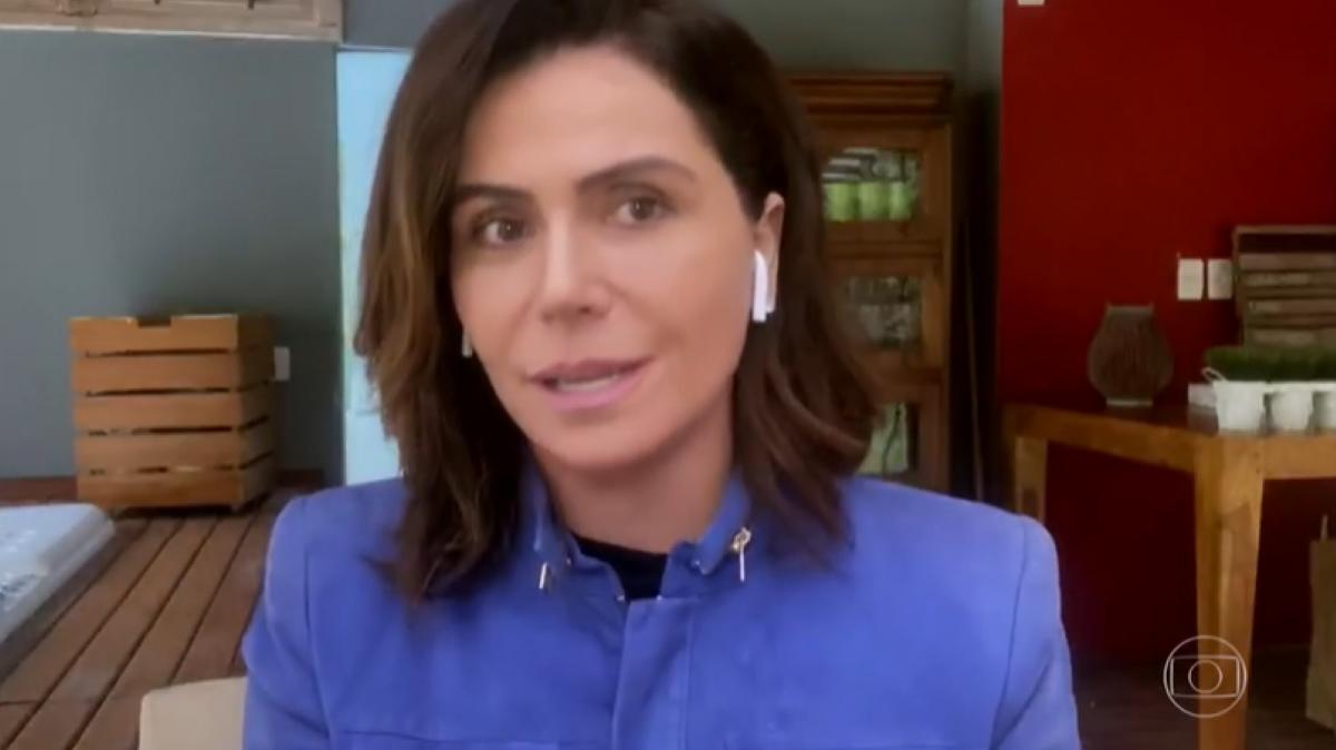 Giovanna Antonelli abre jogo sobre novela que fez na Globo (Foto: Reprodução)