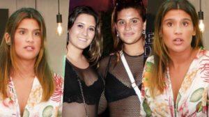 Bia Bonemer e Giulia Costa são amigas (Foto: montagem)
