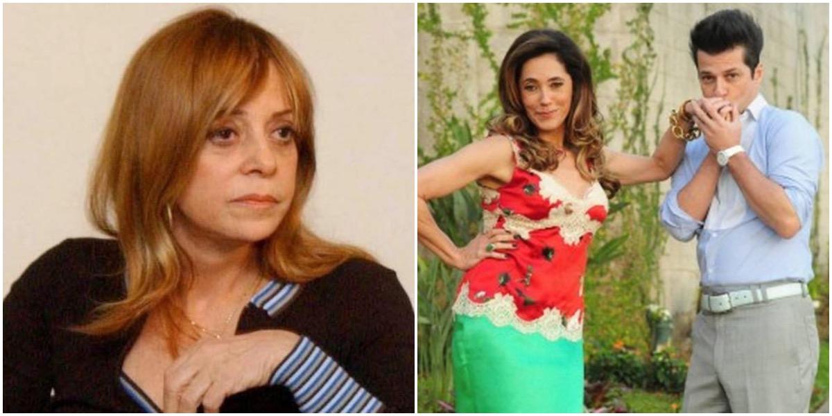 Gloria Perez quebrou o silêncio e disse o que acha de Fina Estampa - Foto: Montagem