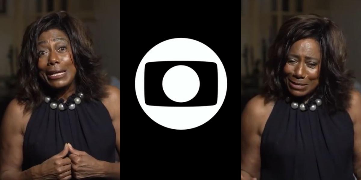 Glória Maria pode se aposentar (Foto: Reprodução/TV Globo/Instagram)