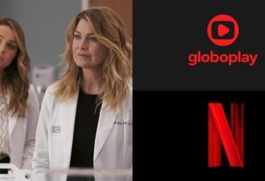 Globoplay anuncia que passará a exibir Grey's Anatomy (Foto: Reprodução)