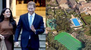 Harry e Meghan compra mansão de R$ 80 milhões (Foto: Reprodução)