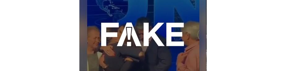 Renata Vasconcellos vítima de Fake News (Foto: Reprodução G1)