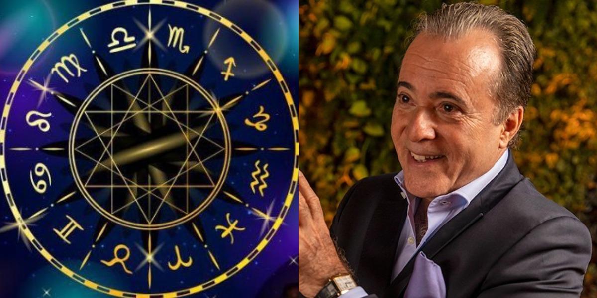 O aniversariante desta terça-feira, 25, é o ator Tony Ramos, astro que é do signo de Virgem (Foto: Reprodução)