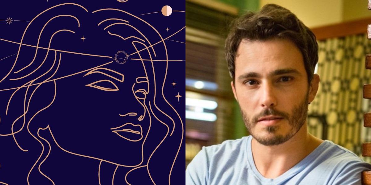 O aniversariante desta terça-feira, 01, é o ator Thiago Rodrigues, astro do signo de Virgem (Foto: Reprodução)