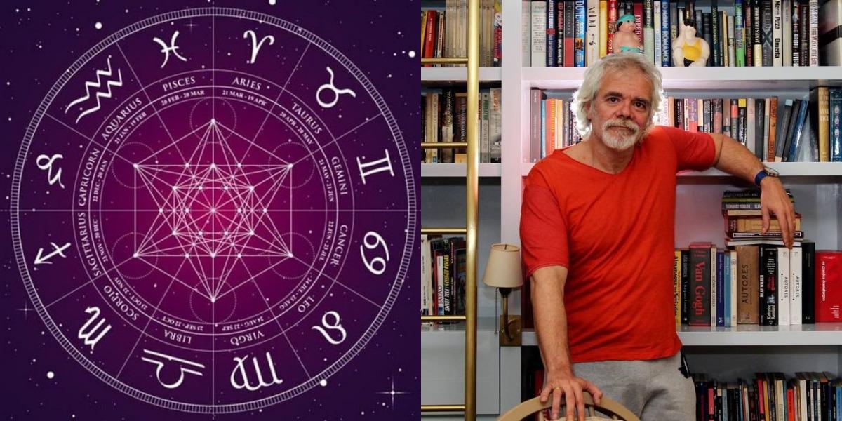 O aniversariante desta quinta-feira, 27, é o autor de telenovelas Carlos Lombardi, astro que é do signo de Virgem (Foto: Reprodução)