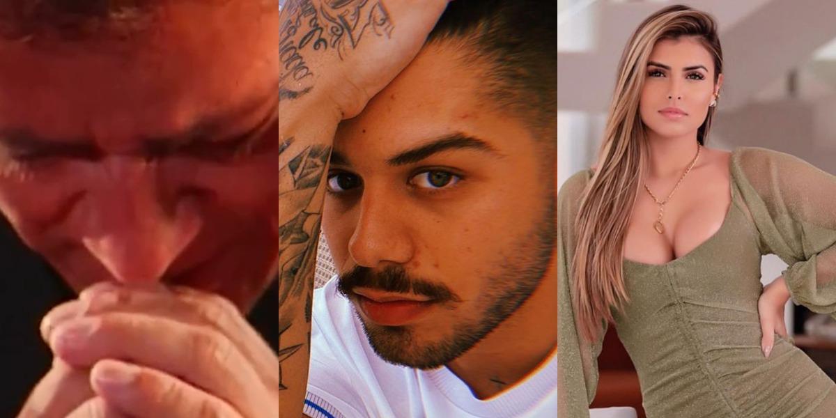 Isabella Arantes é ex de Zé Felipe, filho de Leonardo (Foto: Reprodução/Instagram/TV Globo)