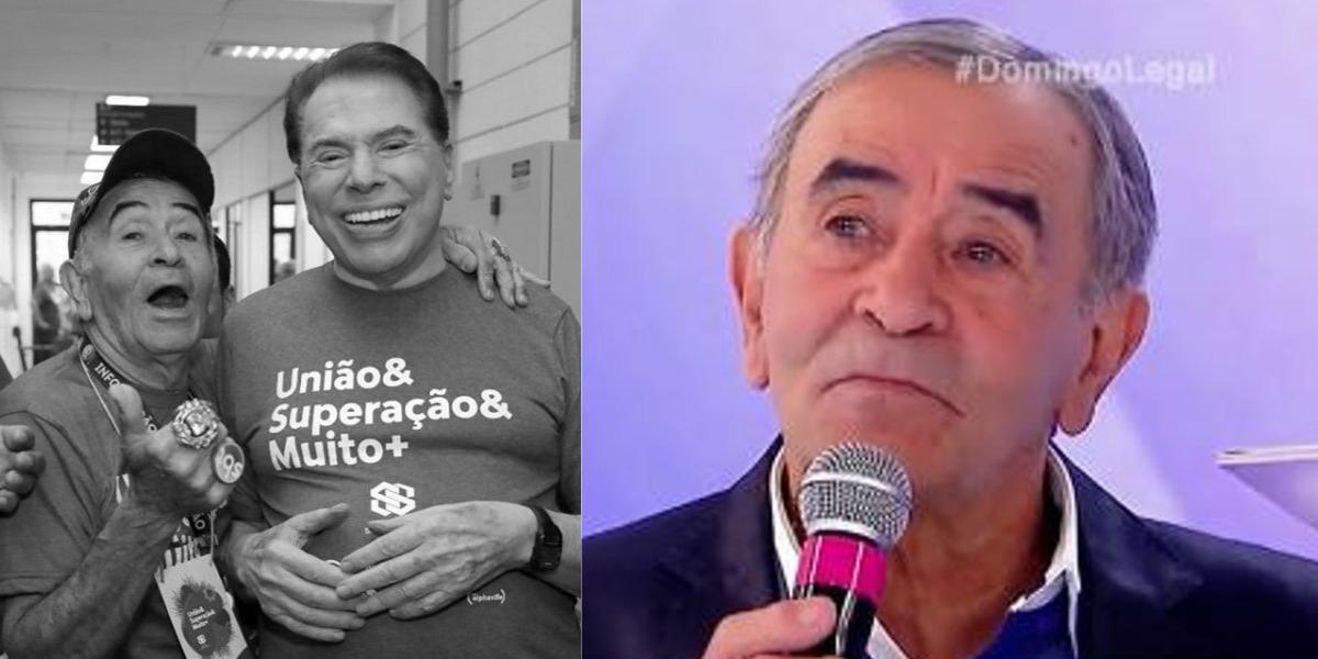 Ivo Holanda é queridinho de Silvio Santos (Foto: Reprodução/SBT)