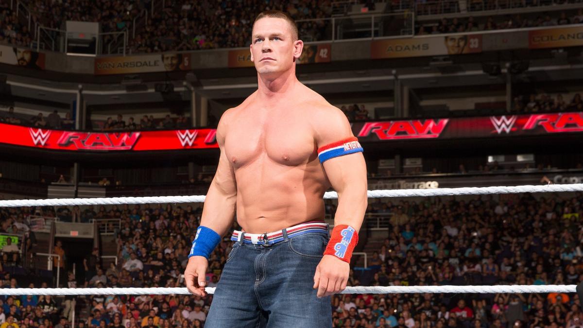 John Cena (Foto: Reprodução)