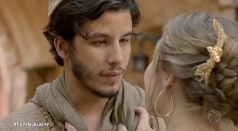 Em meio à confusão, Judas Tadeu e Helena se reencontram na novela Jesus