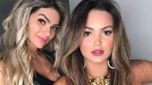 Suzanna Freitas é filha de Kelly Key com Latino (Foto: Reprodução)