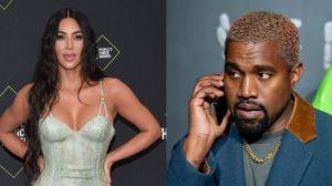 Kim Kardashian decreta fim do casamento com Kanye West (Foto: Reprodução)