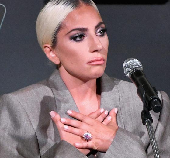 Lady Gaga fala sobre a falta de liberdade em relato emocionante (Foto: Reprodução)
