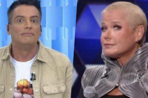 Leo Dias fecha contrato com maior emissora do Brasil e Xuxa não se segura (Foto montagem)