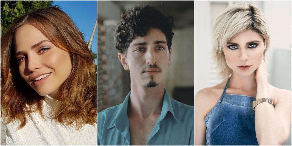 Letícia Colin, Johnny Massaro e Julianne Trevisol fizeram parte do elenco de Floribella. (Foto: Montagem/Divulgação)