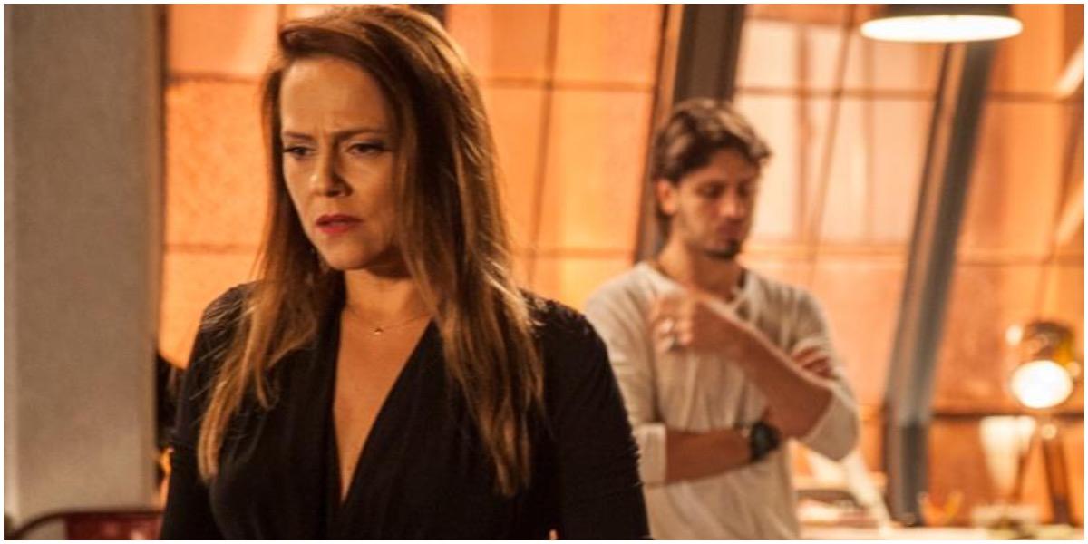 Lili em cena da novela Totalmente Demais - Foto: Reprodução