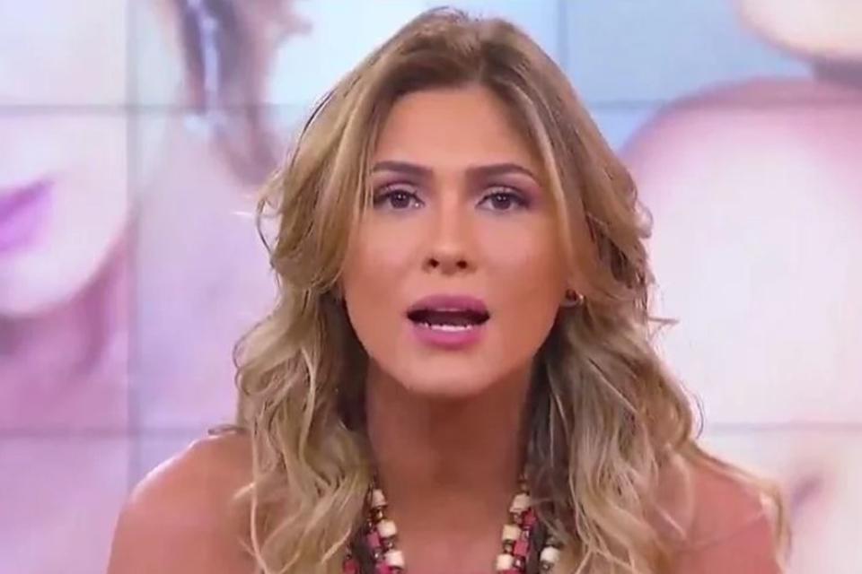 Lívia Andrade lamentou fim do Chaves no SBT - Foto: Reprodução