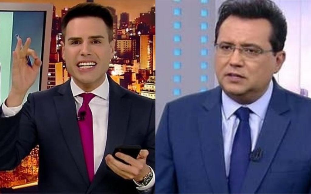 Luiz Bacci e Geraldo Luís (Foto: Divulgação)
