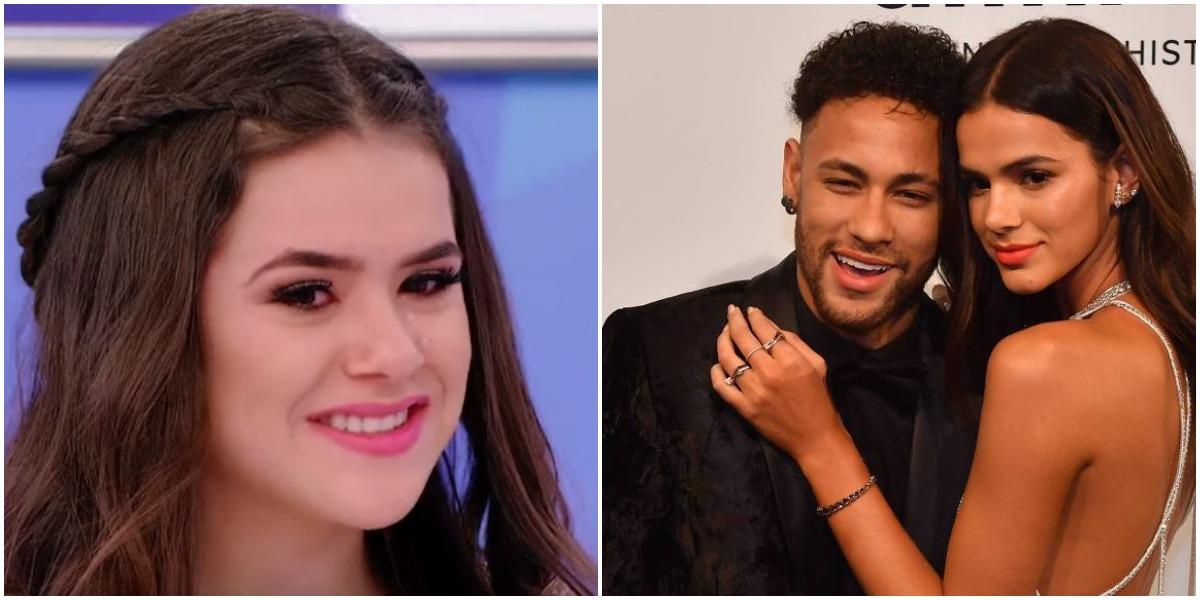 Maisa Silva sem sorte no amor; Bruna Marquezine e Neymar juntos novamente, diz vidente (Reprodução)