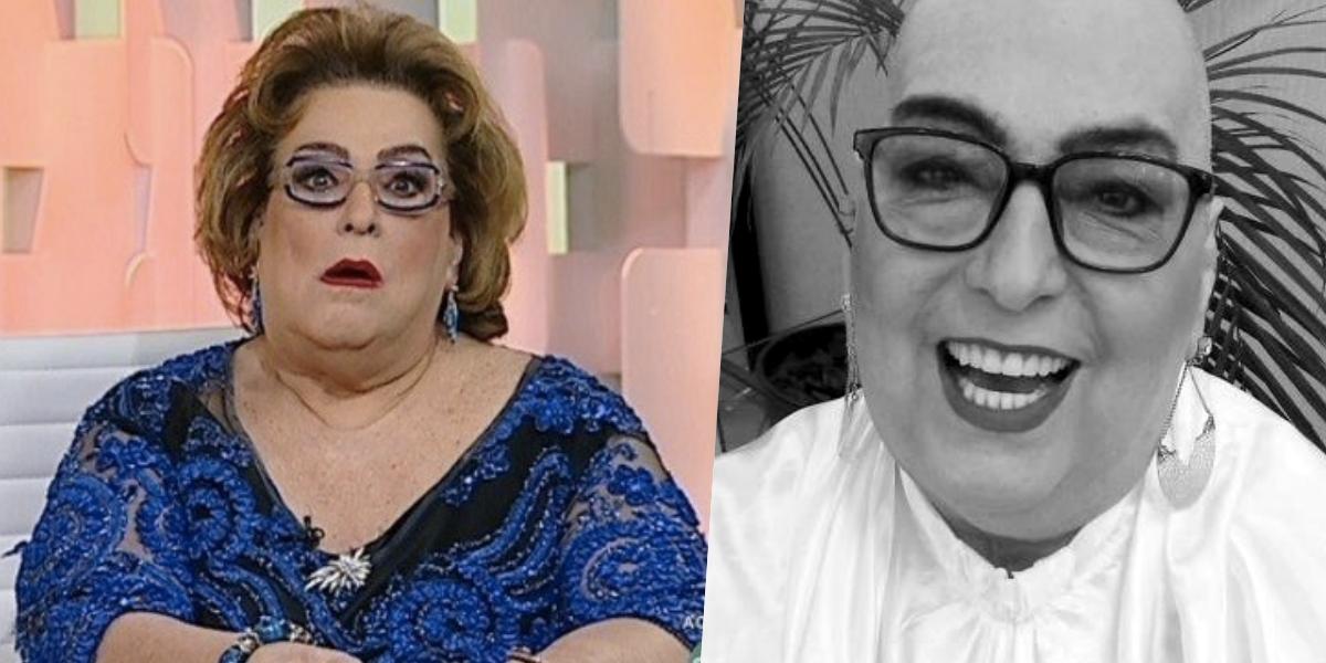 Mamma Bruschetta falou sobre o câncer (Foto: montagem)