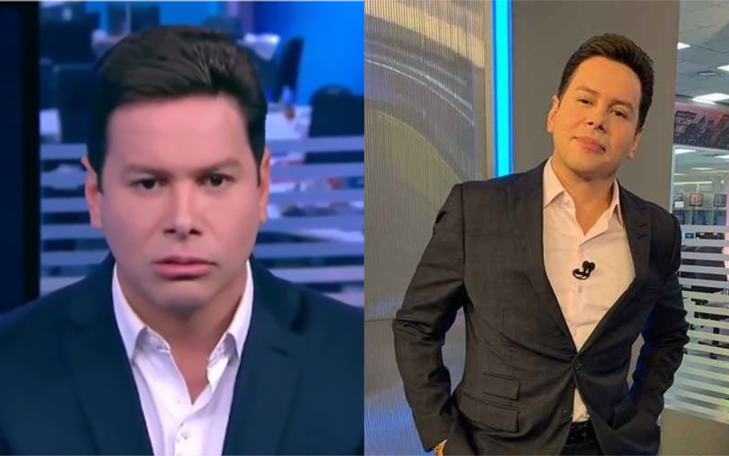 O apresentador Marcão do Povo (Foto: Divulgação)