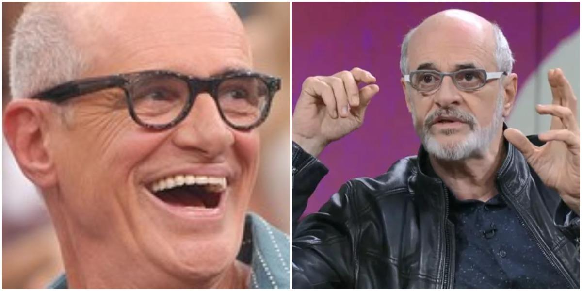 O ator da Globo, Marcos Caruso, expôs bissexualidade (Reprodução)