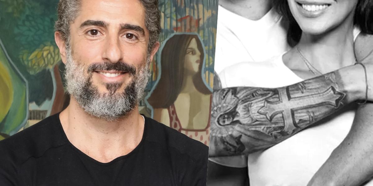 Marcos Mion é casado com Suzana Gulo desde 2005 (Foto: montagem)