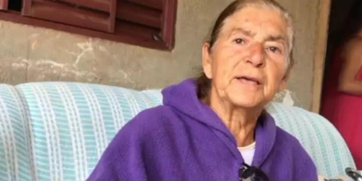 Maria Aparecida Firmo Ferreira (Foto: TV/Brasília)