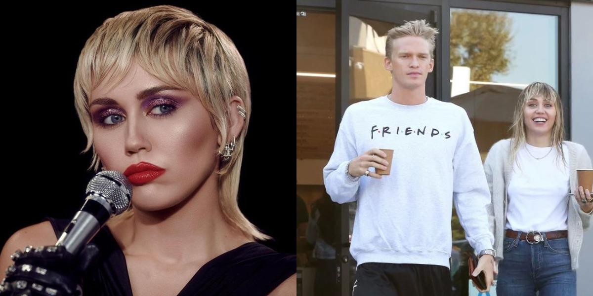 Miley Cyrus lança nova música e termina namoro com Cody Simpson (Fot: Reprodução)
