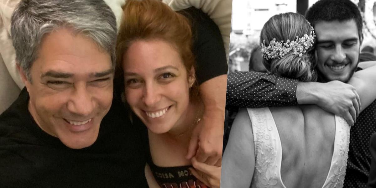 Natasha Dantas, esposa de William Bonner, mandou um recado para o enteado Vinícuis (Foto: reprodução/Instagram)