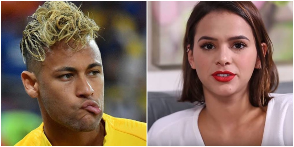 Neymar é ex da atriz Bruna Marquezine (Reprodução)