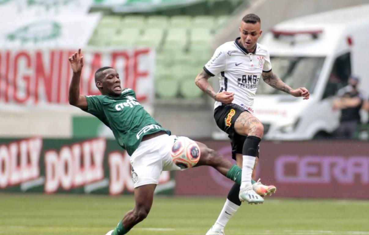 Palmeiras e Corinthians fizeram Globo explodir em audiência neste domingo - Foto: Divulgação