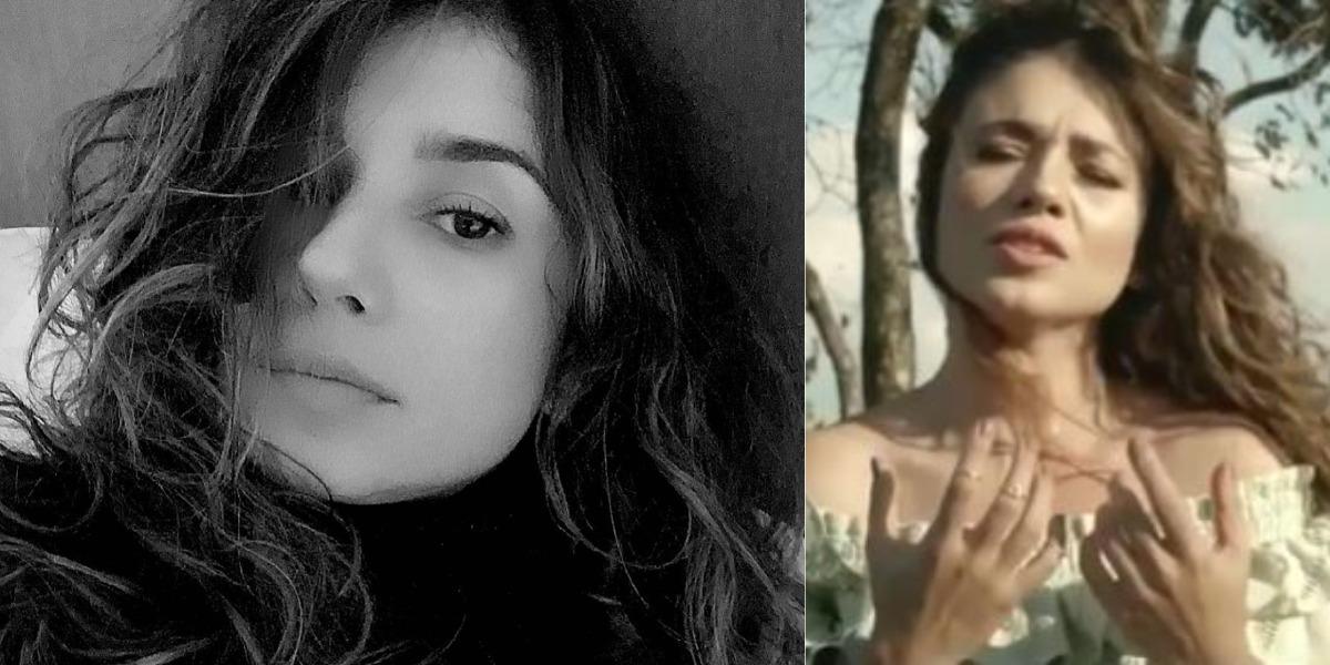 Paula Fernandes, namorada de Rony Cecconello, fez desabafo (Foto: Reprodução/Instagram/YouTube)