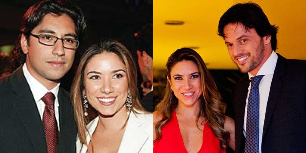 Phillipe Carrasco é ex-marido de Patrícia Abravanel, que atualmente é casada com Fábio Faria (Foto: Caras/Instagram)