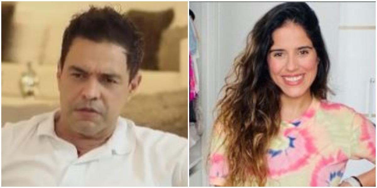 Zezé Di Camargo e Camilla Camargo (Foto: Reprodução/Instagram)