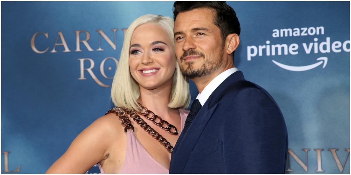 Nasceu a primeira filha de Katy Perry (Foto: Reprodução)